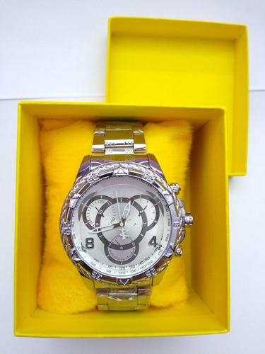 Relógio Masculino Na Caixa - 01 Unidades