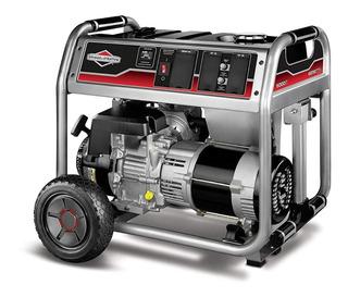 Generador Briggs B&s G5000 5000 Watts 030707 + Envió Gratis