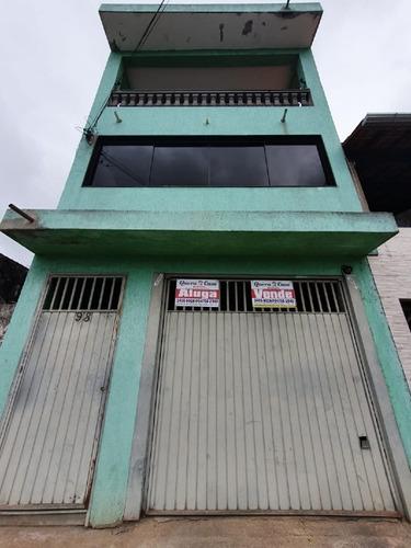 Sobrado À Venda, 3 Quartos, 1 Suíte, 3 Vagas, Jardim Camargo Novo - São Paulo/sp - 218