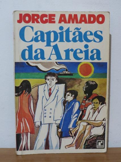 Livro Capitães Da Areia Jorge Amado Literatura Nacional