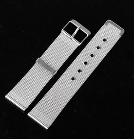 Pulseira De Relógio Esteira Antiga 18mm Alta Qualidade