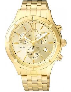 Reloj Unisex Citizen Crono Fa0022-59p Agente Oficial M