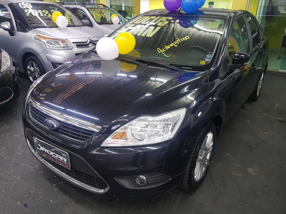 Ford Focus Sedan Ghia 2.0 Automático 2009 Financio Total