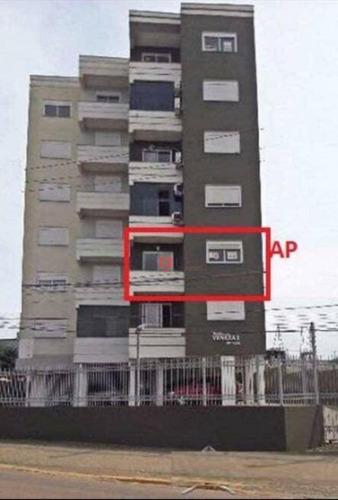 Apartamento Com 2 Dormitórios À Venda, 72 M² Por R$ 220.000,00 - São Judas Tadeu - Gravataí/rs - Ap0780