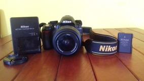 Camera Digital Nikon D3100 Full Hd 18-55mm