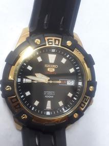 Relógio Seiko Sports Automatic 24 Jewels 100m