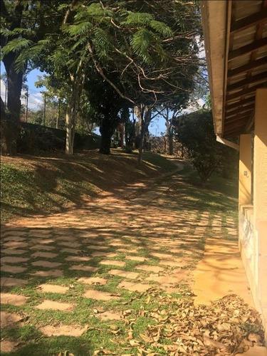 Imagem 1 de 23 de Chácara Com 1 Dormitório À Venda, 2070 M² Por R$ 1.050.000,00 - Estância Recreativa San Fernando - Valinhos/sp - Ch0021
