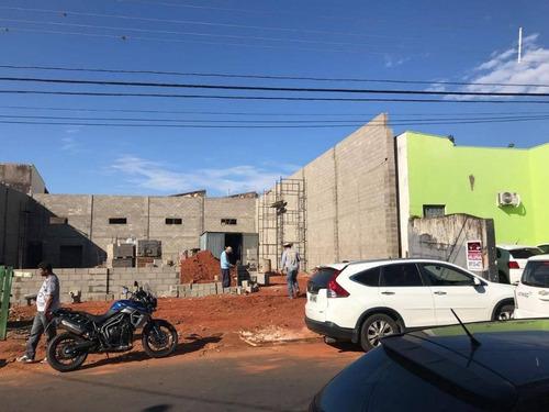 Imagem 1 de 3 de Barracão Comercial Para Locação, Parque Paulistano, Bauru. - Ba0127