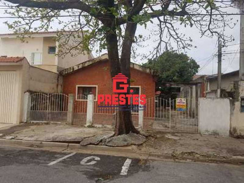 Casa De Rua-à Venda-jardim Gonçalves-sorocaba - Stca00032