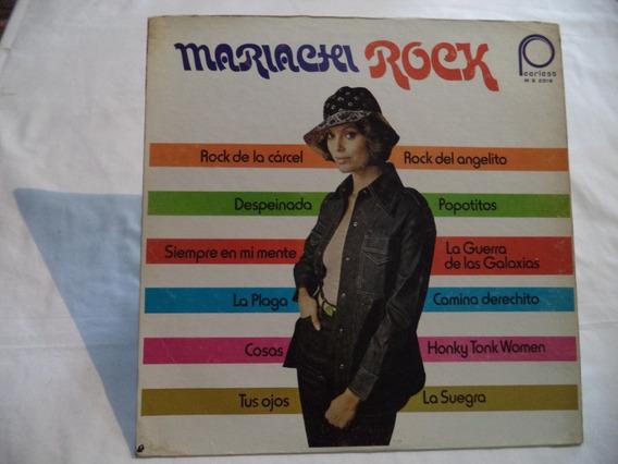 Mariachi Rock 1977 Lp Mariachi Tenochtitlan Y Vargas,
