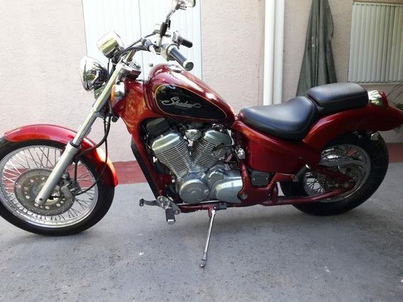 Honda Shadow Vt 600 Cn
