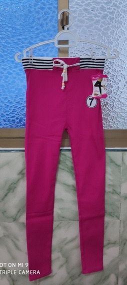 Leggins Pantalon Strech Para Dama Tela Gruesa Talla S-m