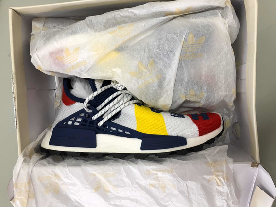 Tênis adidas Pharrell Williams Size 41 Ds C Nf
