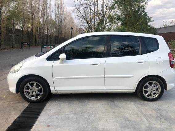 Honda Fit Automatico 1.5 Ex