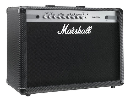 Amplificador P/guitarra Electrica Marshall Mg102 Cfx / 12