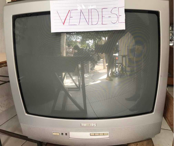 Televisão Philips 21 Polegadas