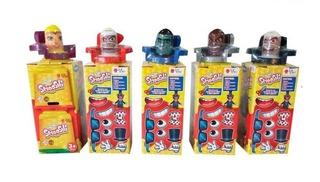 Smooshi Juego De Masa Mix Set Peluqueria X3 Top Toys 5012