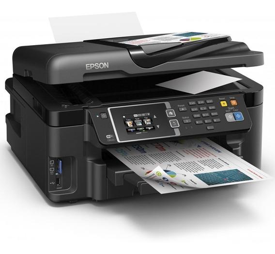 Scanner Copiadora Impressora Multifuncional Epson L1455 A3