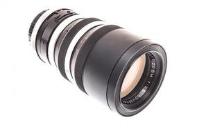 Lente Zoom Cine Ys Sun 60-135mm F/3.5 - Manual - Vintage