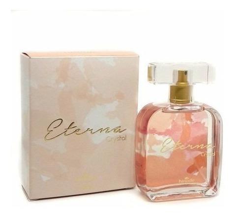 Perfume Feminino Eterna Crystal Hinode 100 Ml Pronta Entrega