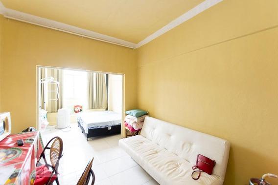 Apartamento Para Aluguel - Centro, 1 Quarto, 28 - 892890723