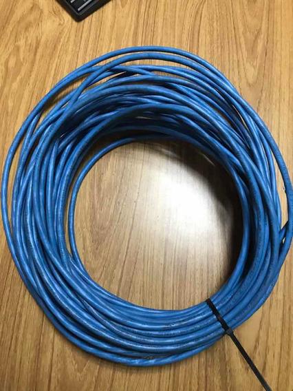 Cable Utp Categoría 6a Usado (27 Metros)