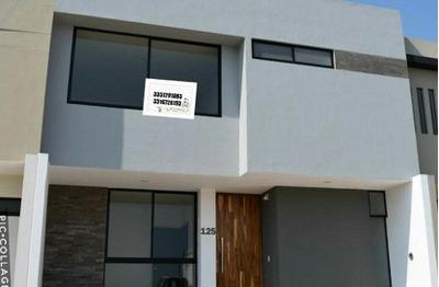 Hermosa Residencia A Estrenar En Solares En Solares Excelentes Acabados