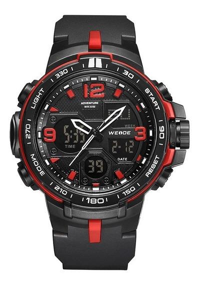 Weide Relógio Digital De Alta Qualidade Para Homens Wa3j8005