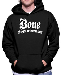 Blusa De Moletom Top Bone Thugs-n-harmony Rap Hip Hop