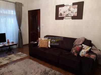 Sobrado Com 3 Dormitórios À Venda, 220 M² Por R$ 1.300.000 - Tatuapé - São Paulo/sp - So1141