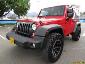 Jeep Wrangler Rubicon At 3600cc