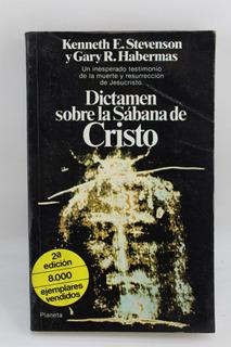 L3219 Kenneth Stevenson - Dictamen Sobre La Sabana De Cristo