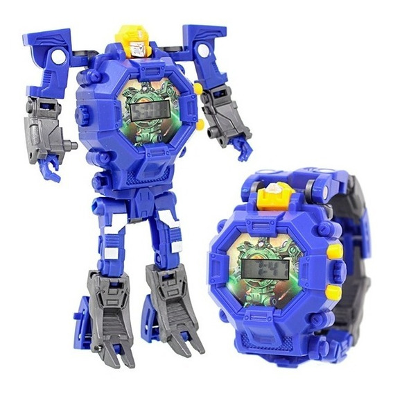Reloj Infantil Transformer. Envío Gratis
