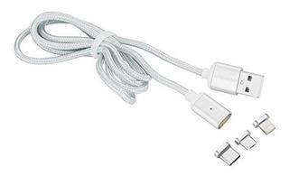 Essentials 21050 Cable Intercambiable De Carga Magnetico