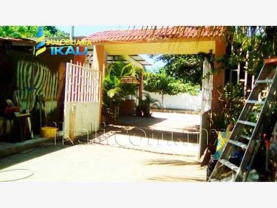 Casa Sola En Venta Tecolutla Centro