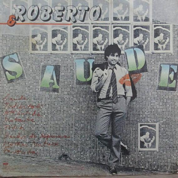Lp Rita Lee & Roberto Saude Capa Vg+ Lp Vg+