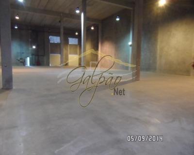 Galpão Industrial Para Locação, Núcleo Micro Industrial Presidente Wilson, Jandira - Ga1007. - Ga1007