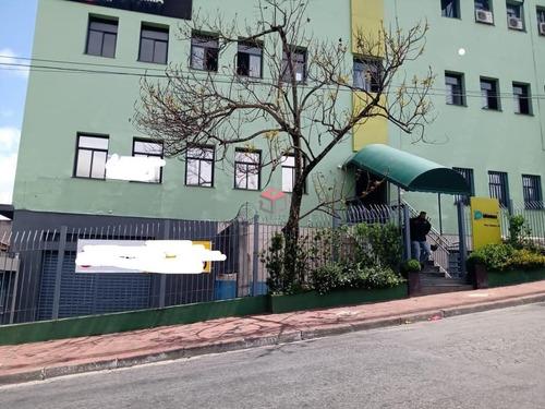 Imagem 1 de 7 de Salão Para Aluguel, 10 Vagas, Assunção - São Bernardo Do Campo/sp - 93707