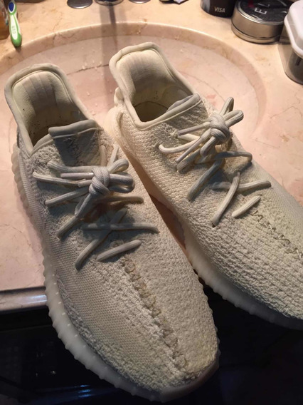 Yeezy Boost V2 butter