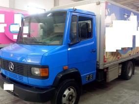 Mb 710, 2003, Baú Sorvete/sorveteiro -38º Fibrasil