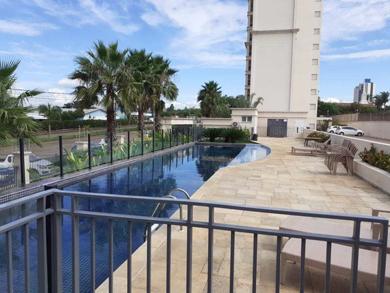 Apartamento Com 3 Dorms, Jardim Residencial Francisco Cruãnes, Limeira - A4157