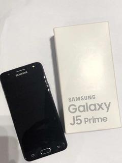 Celular Samsung Galaxy J5 Prime En Perfectas Condiciones