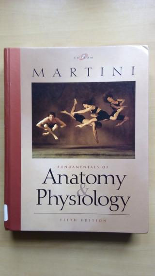 Livro Fundamentals Of Anatomy & Physiology Fifth Edition