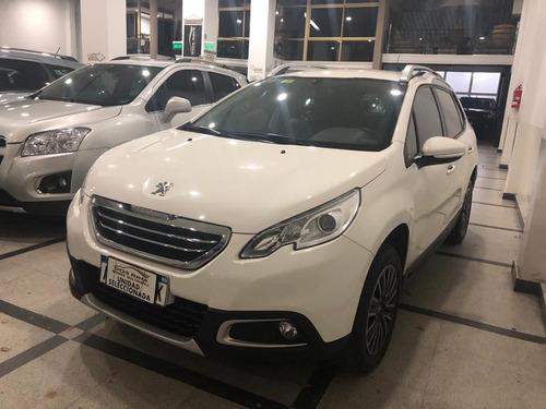 Peugeot 2008 1.6 Active 2016 1°dueño Imperdible! Igual A 0k!
