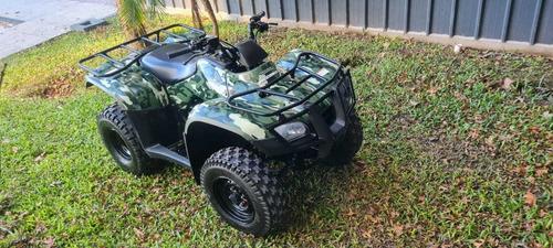 Honda Trax 250 Honda