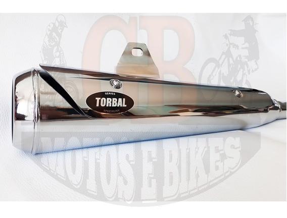 Estralador Torbal Titan Fan 150 Ex 2014 2015 C/ Protetor