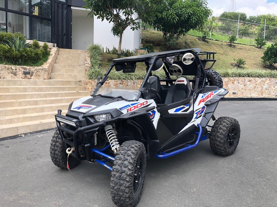 Cuatrimoto Polaris Rzr 1000 Xp Impecable 2015