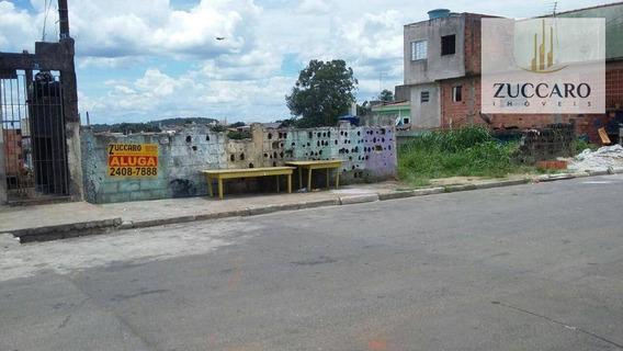 Terreno Residencial Para Locação, Vila Nova Bonsucesso, Guarulhos - Te0549. - Te0549