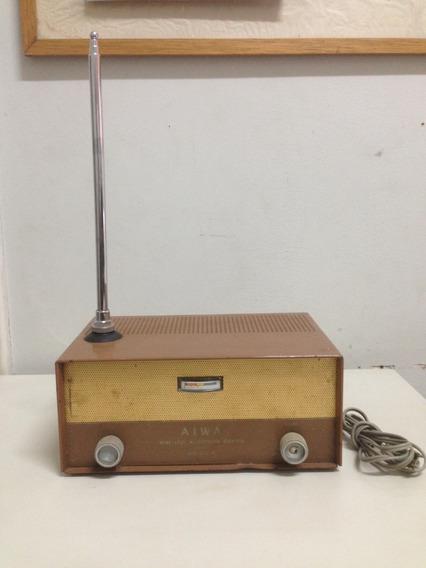 Antigo Receiver De Microfone Aiwa