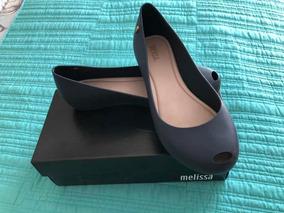 Zapatos Melissa Ultragirl Azul 37 Poco Uso